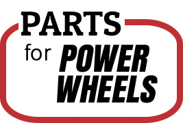Parts For Power Wheels - Footer Logo